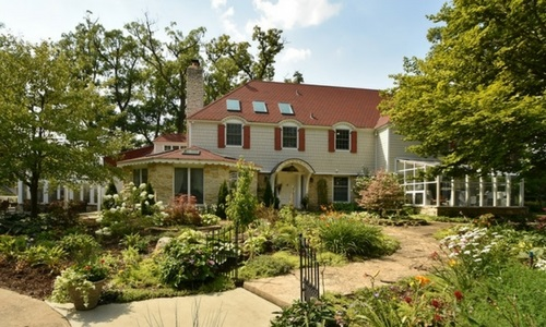 Home sold by Reta Wegele Mohawk Road Palos Park