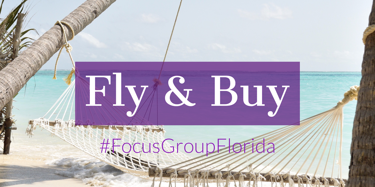 Fly and buy program with Jared Weggeland and Focus Group Florida Keller Williams Realty