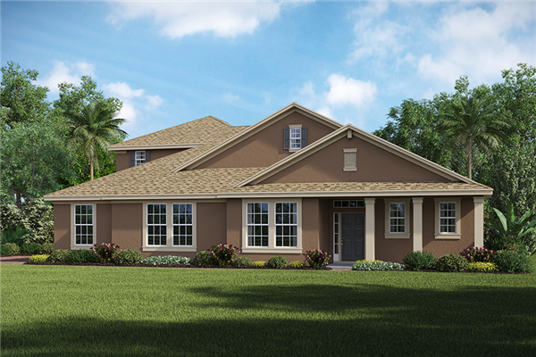 Buy a brand new home in Eagelbrooke Country Club with Focus Realty Group, KW Lakeland