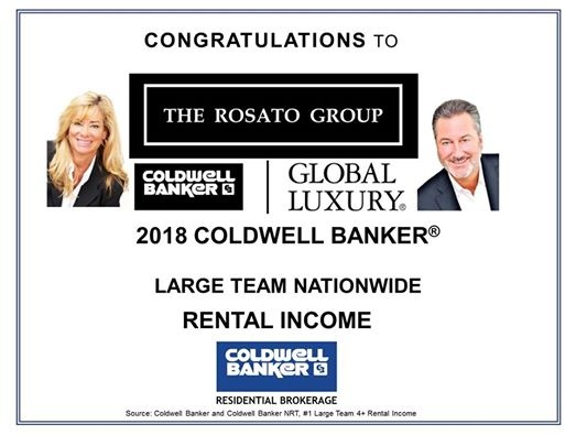 The Rosato Group # 1 Team