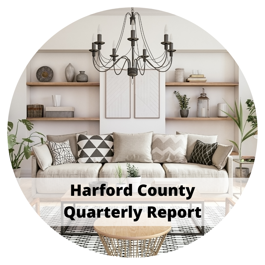 Harford County Quarterly Report by Sandy Bratcher of Coldwell Banker Residential Brokerage
