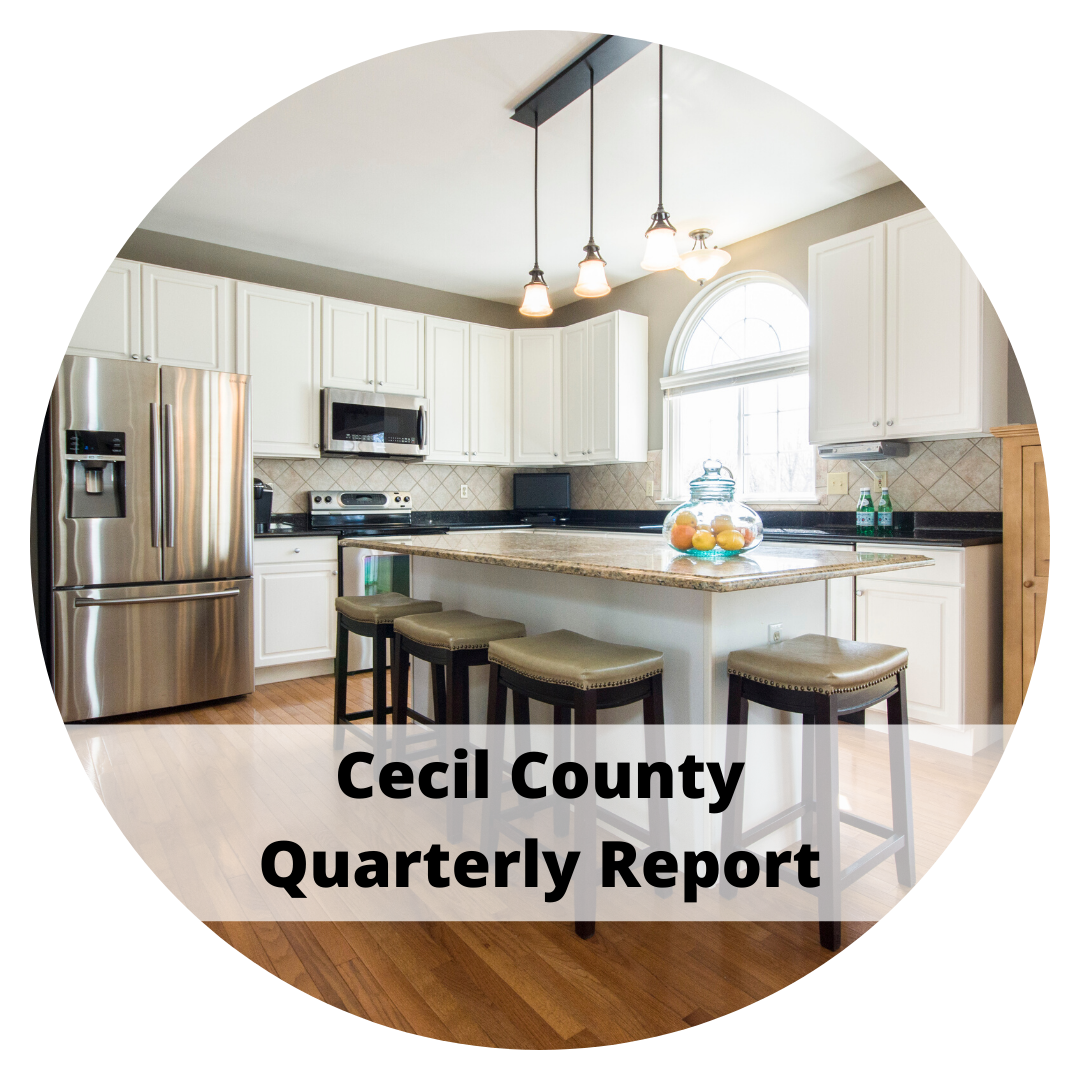 Cecil County Quarterly Report by Sandy Bratcher of Coldwell Banker Residential Brokerage