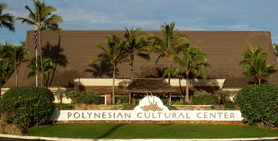 Polynesian Cultural Center Ohau Hawaii