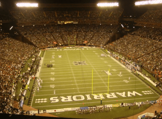 Hawaii Football Game