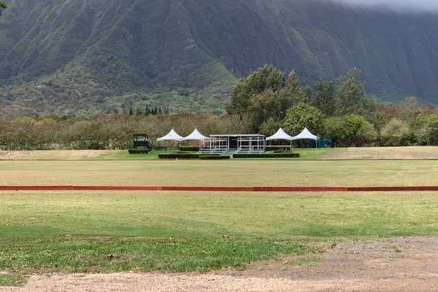 polo match in hawaii
