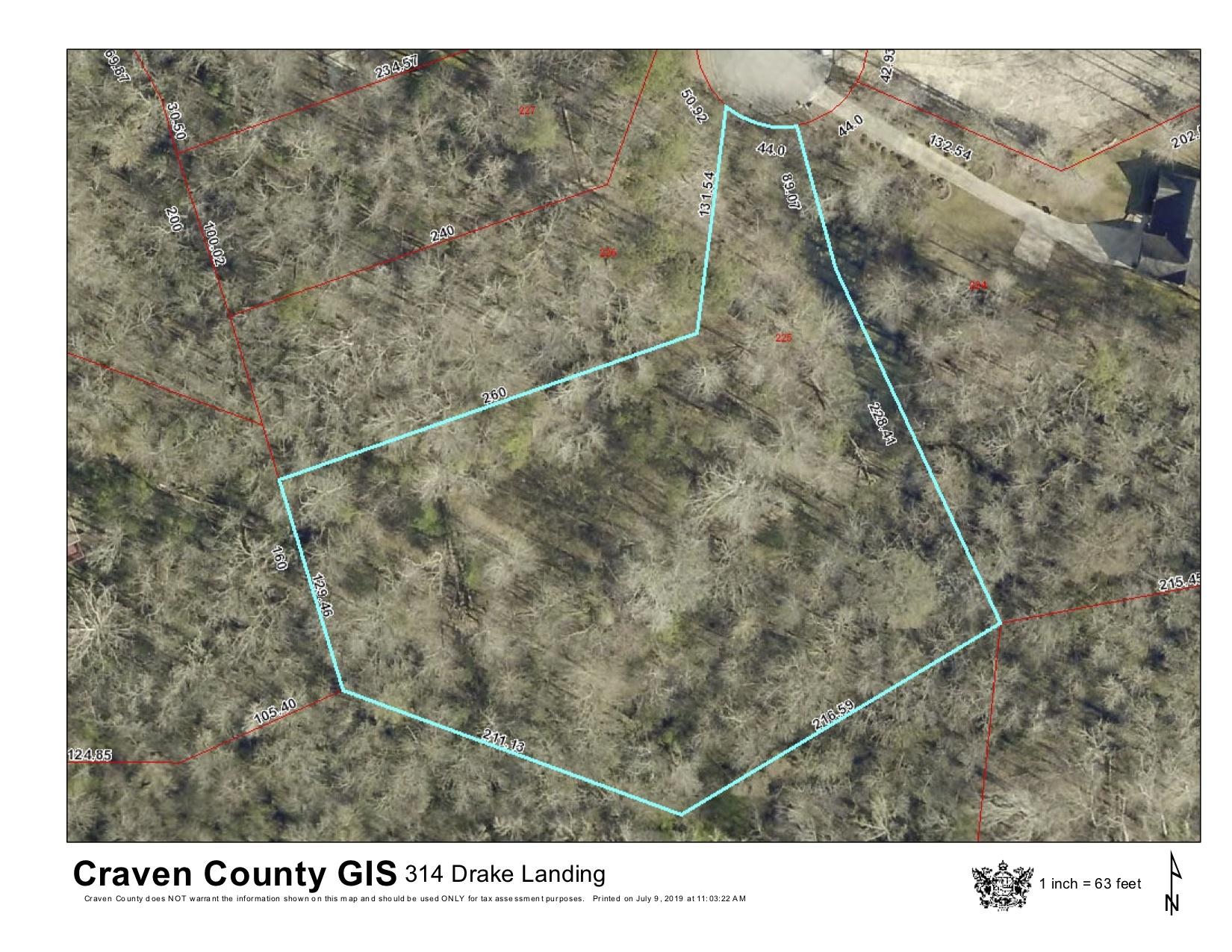 02. GIS Map - 314 Drake Landing