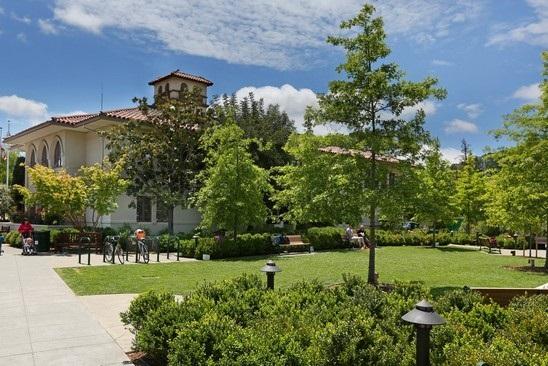 San Anselmo Plaza