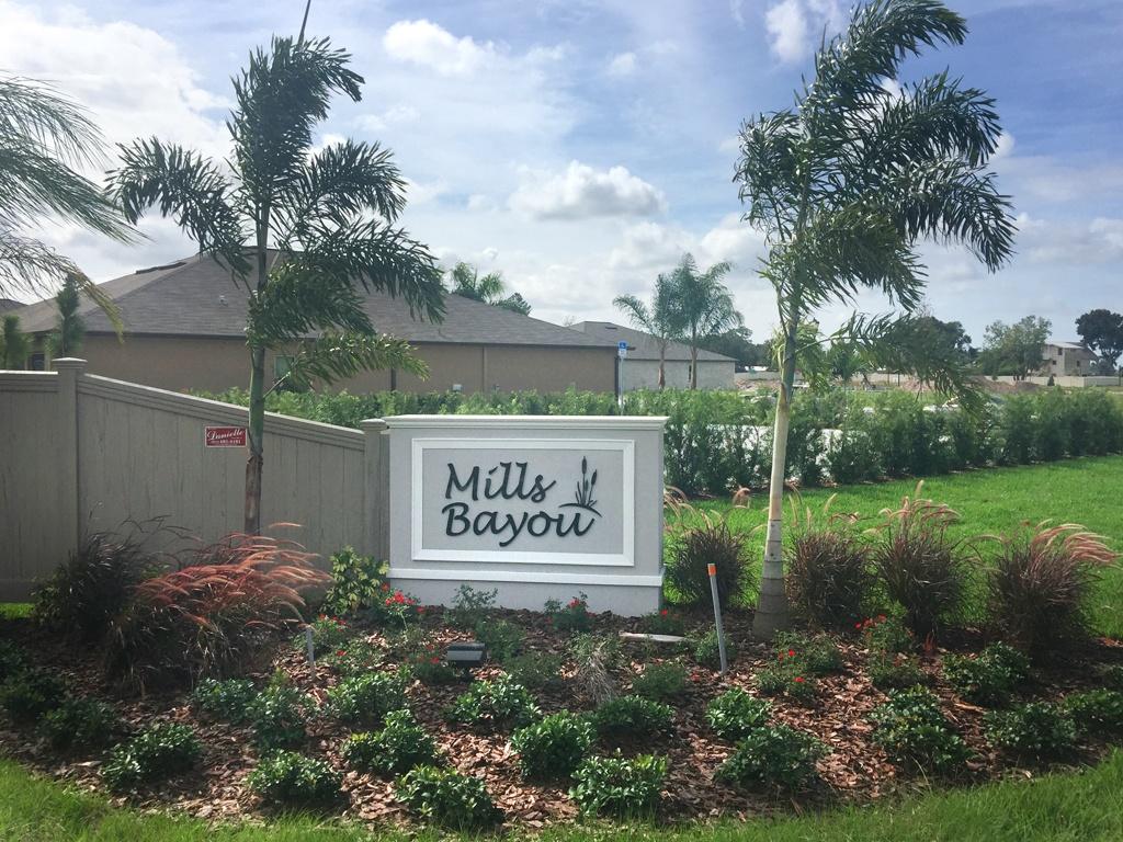Mills Bayou single family homes