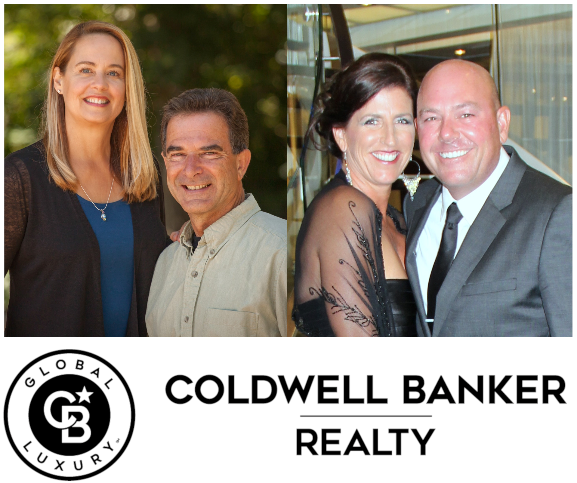 Laura Richards & Kent Byers | Dennis & Kathleen Erba | Coldwell Banker Realty