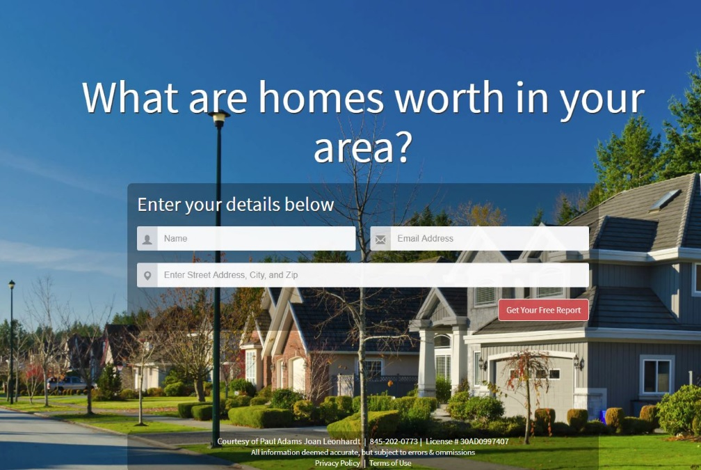 Current Home Values