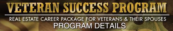 Veteran Success to Real Estate agent
