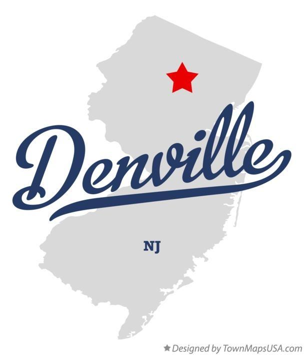map_of_denville_nj