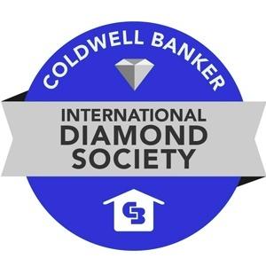 Coldwell Banker Diamond Award