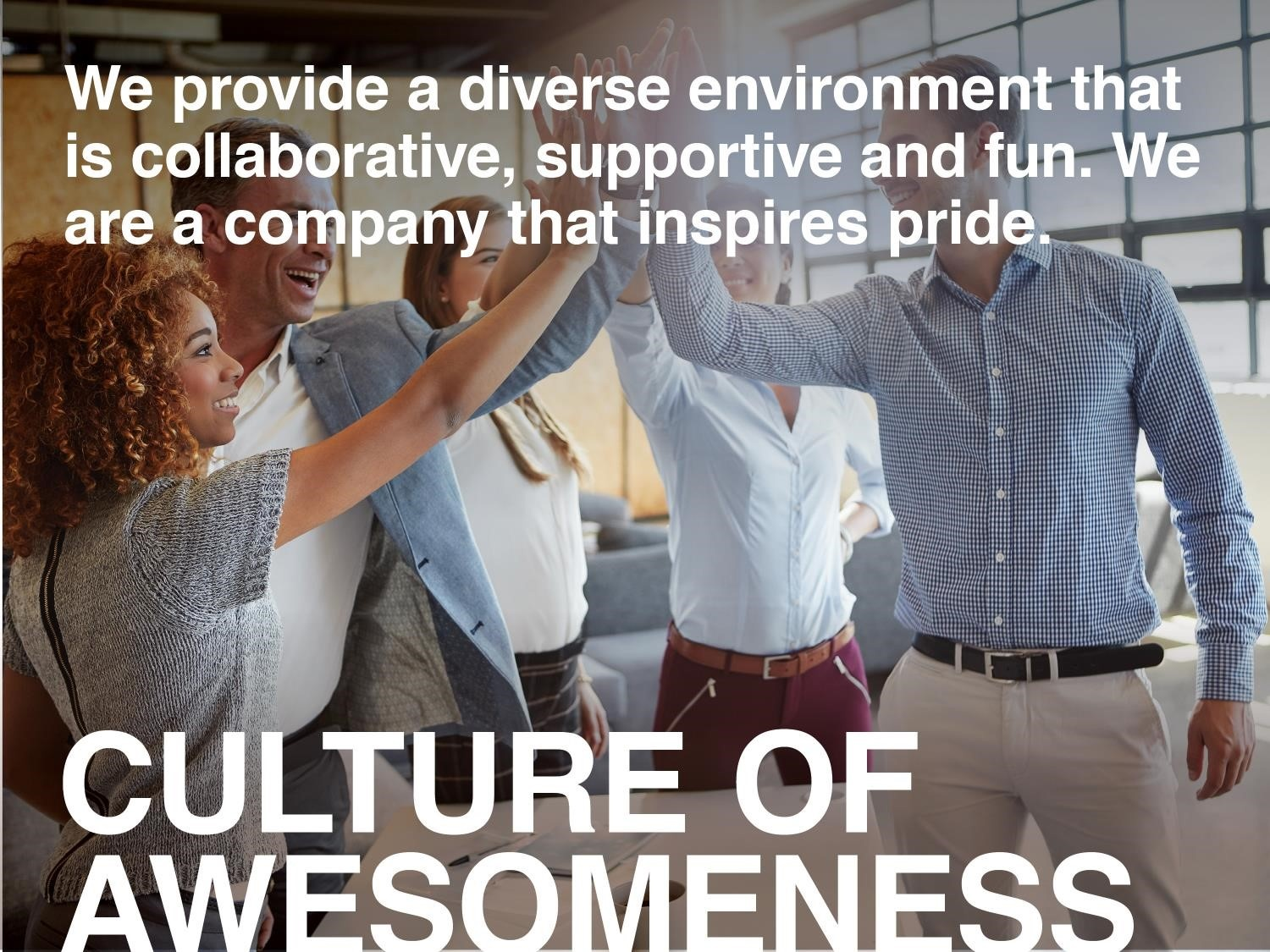 Culture of Awesomeness