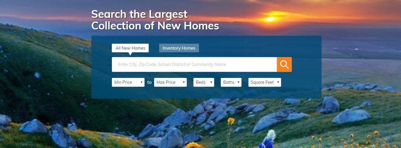 Search for new homes here