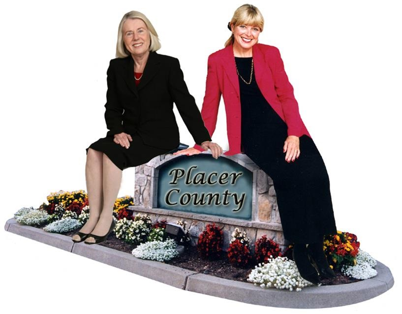 Donna and Maureen Placer County