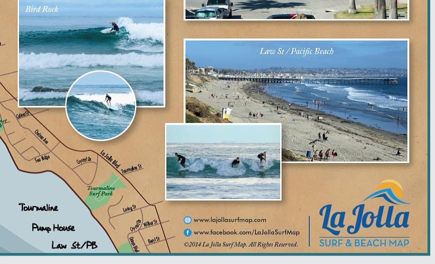 La Jolla Surf Map2