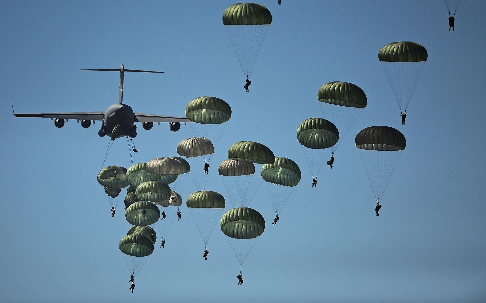 Airborne OP