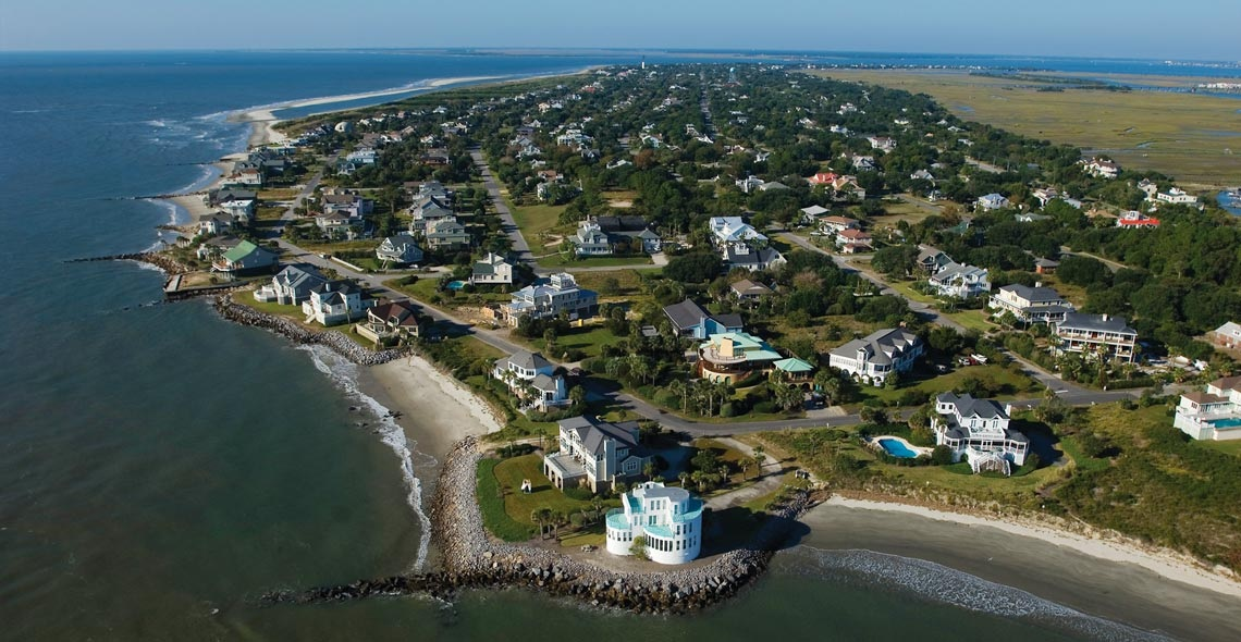 Sullivans Island Has A Charm All Its Own Great Restaurants And