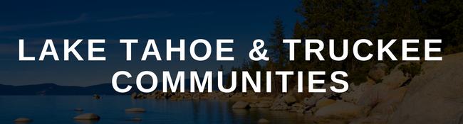 Lake Tahoe Communities by Elaine Durazo