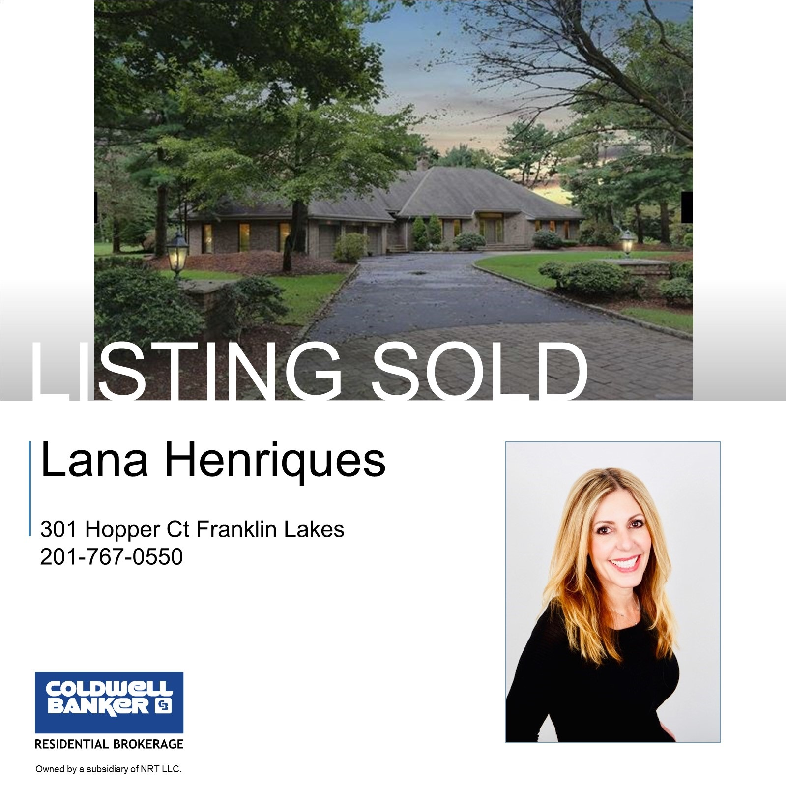 lanas listed and sold by Lana