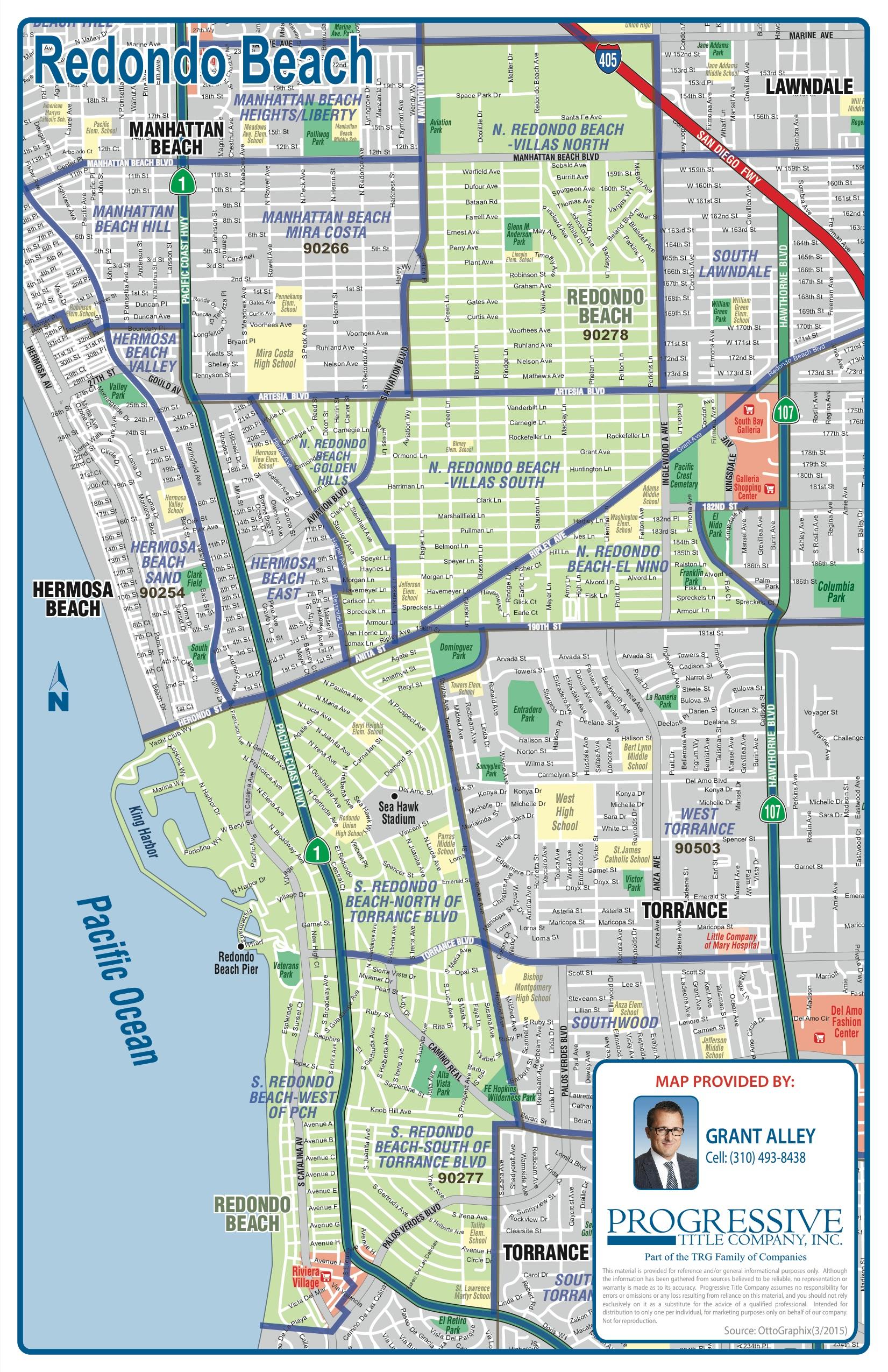 Real Estate Information For Redondo Beach CA