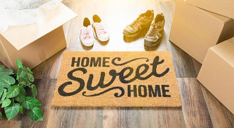 %22Home Sweet Home%22 Blog Header