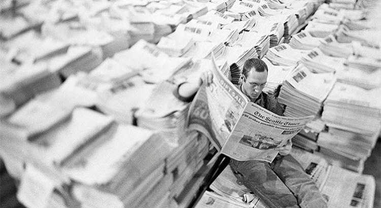 News Paper Photo