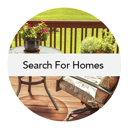 search for homes in the Orland Park area