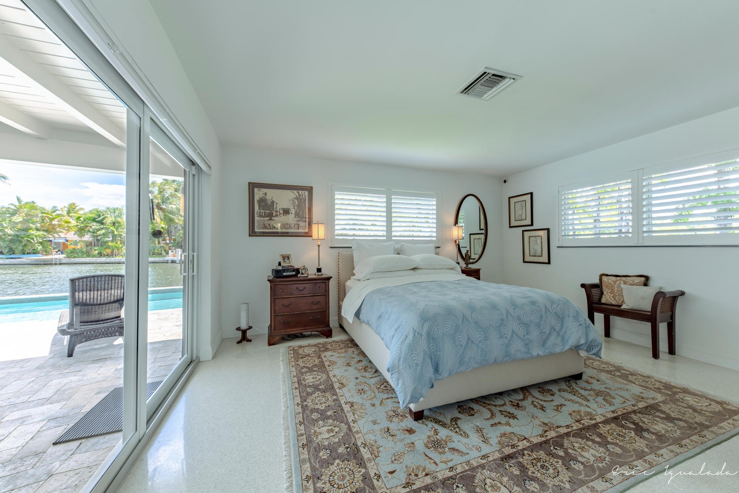 1916 Coral Shores Dr Fort Lauderdale - Master Bedroom Photo