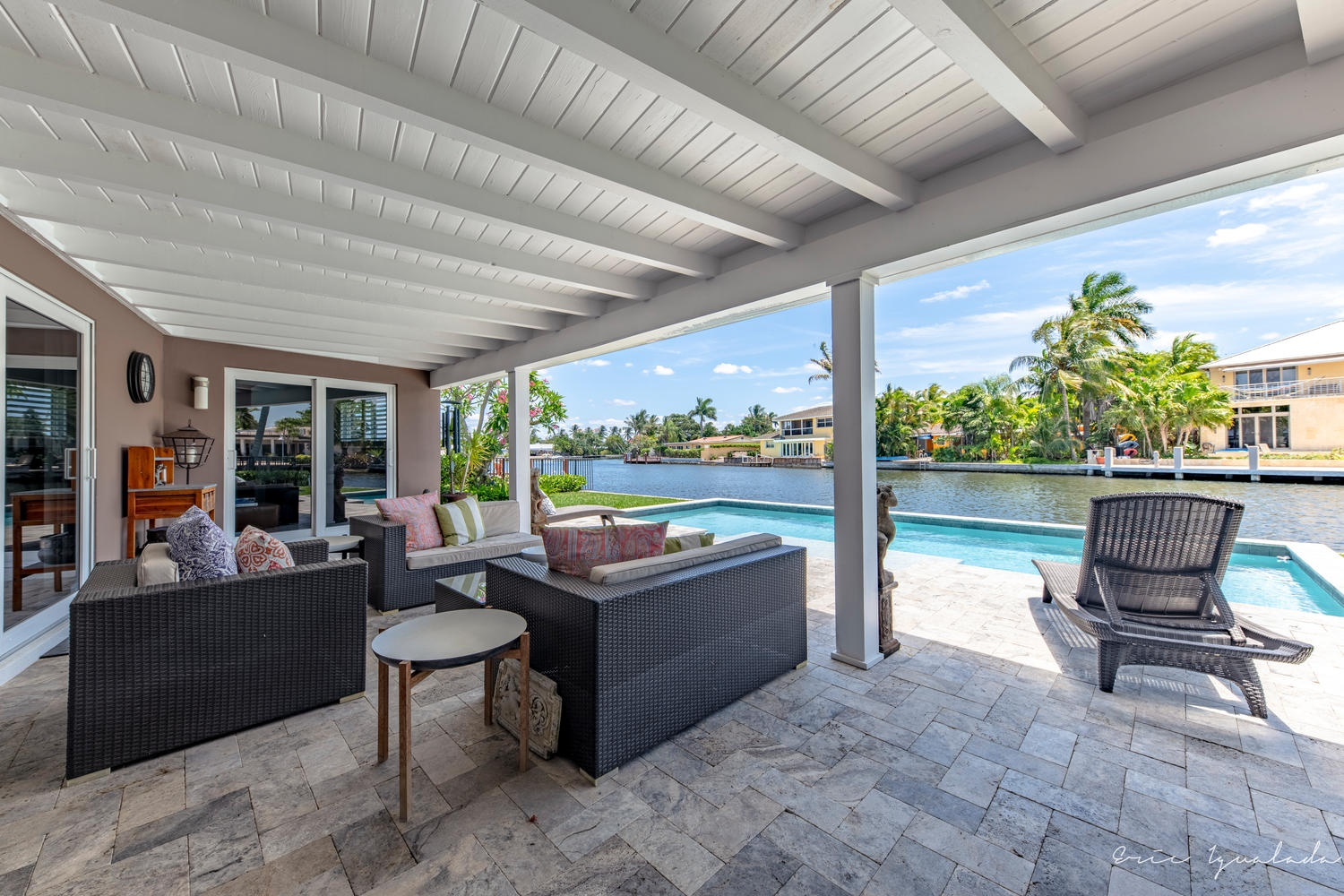 1916 Coral Shores Dr Fort Lauderdale - Patio-Pool Photo