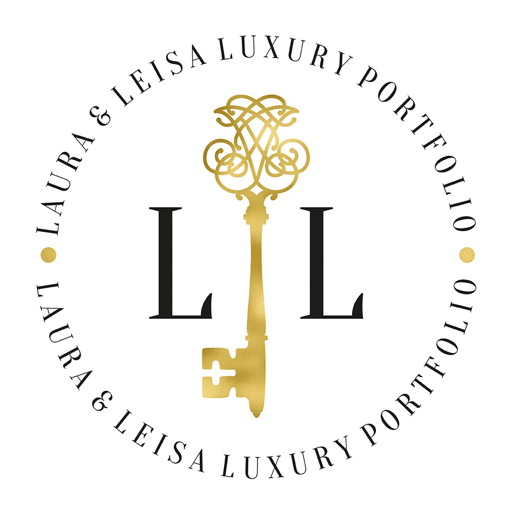 Laura and Leisa Luxury Logo