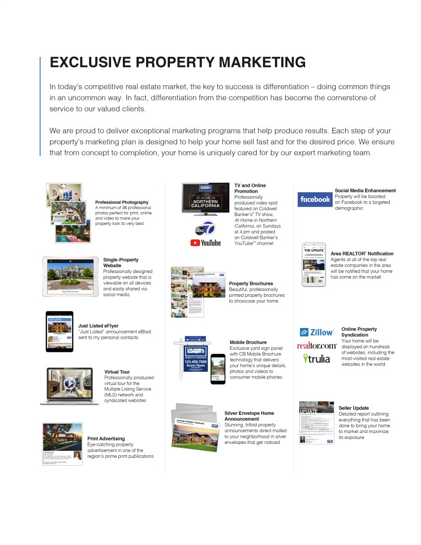 Exclusive Home Marketing