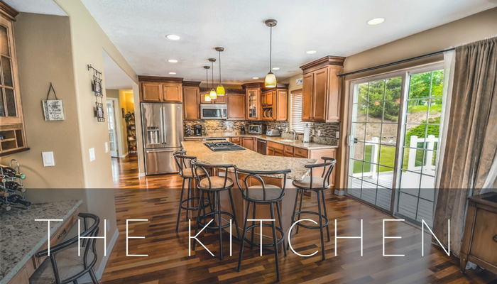 Tips to Staging a Kitchen to Sell