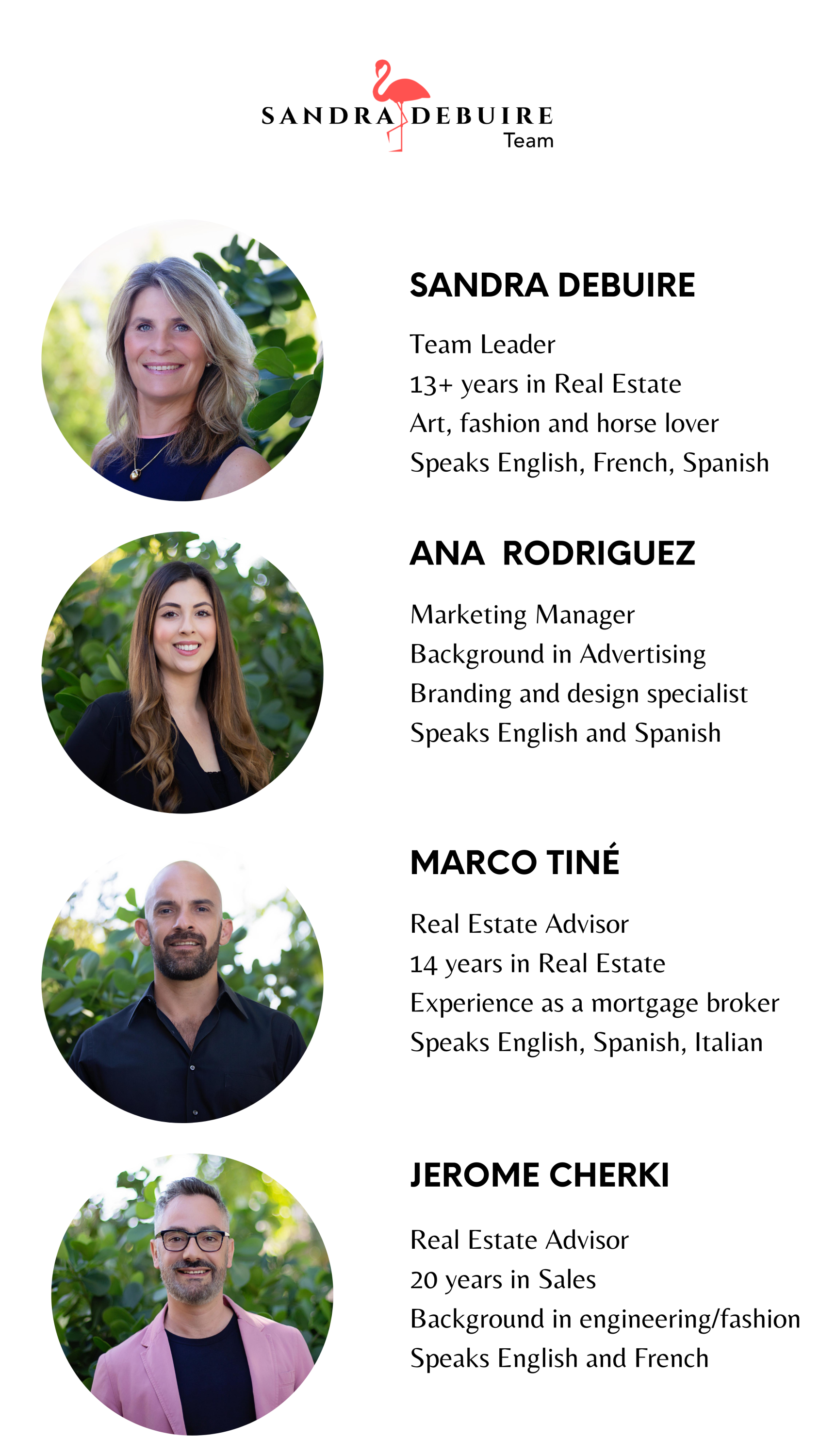 MIAMI BEACH TEAM OF REALTORS