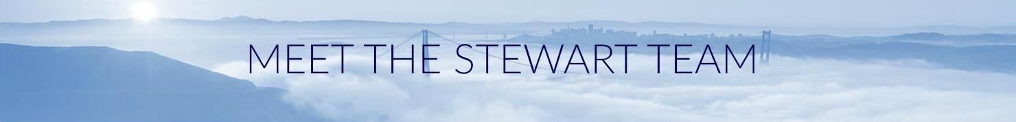 meet the stewart team