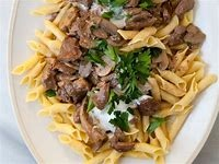 Realtor that cooks, homes, for sale, Beef Stroganoff, Coldwell Banker, Rich Goellner, Sold