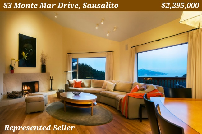 83 Monte Mar Drive, Sausalito