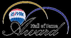 REMAX Hall Of Fame Award