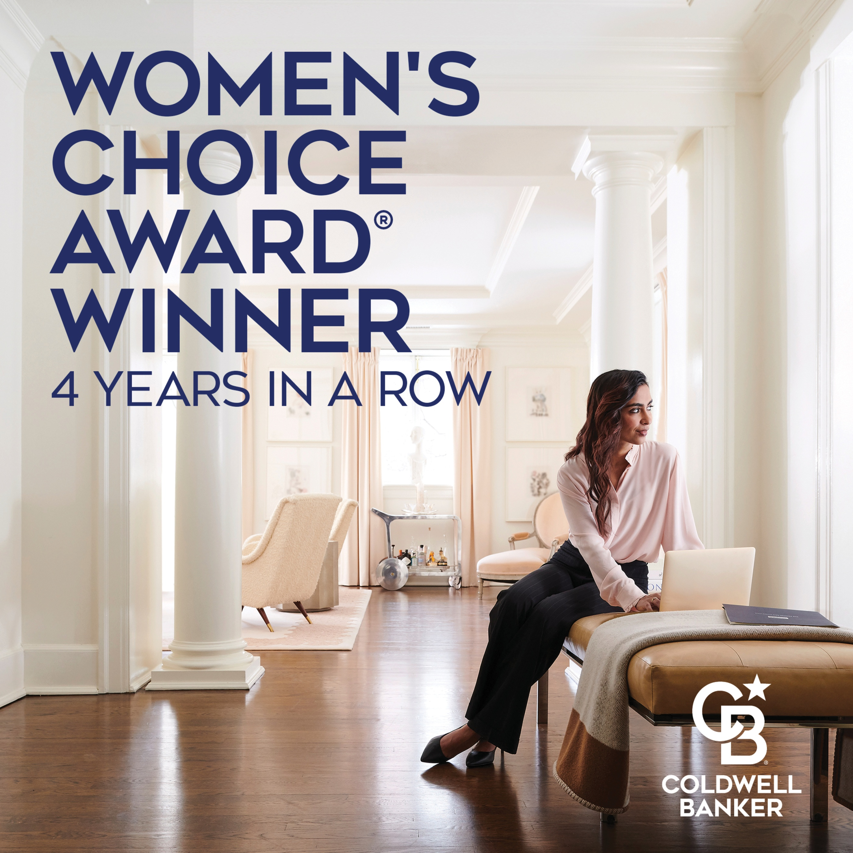 Coldwell Banker Realty Fort Lauderdale Las Olas Women's Choice Award Winner