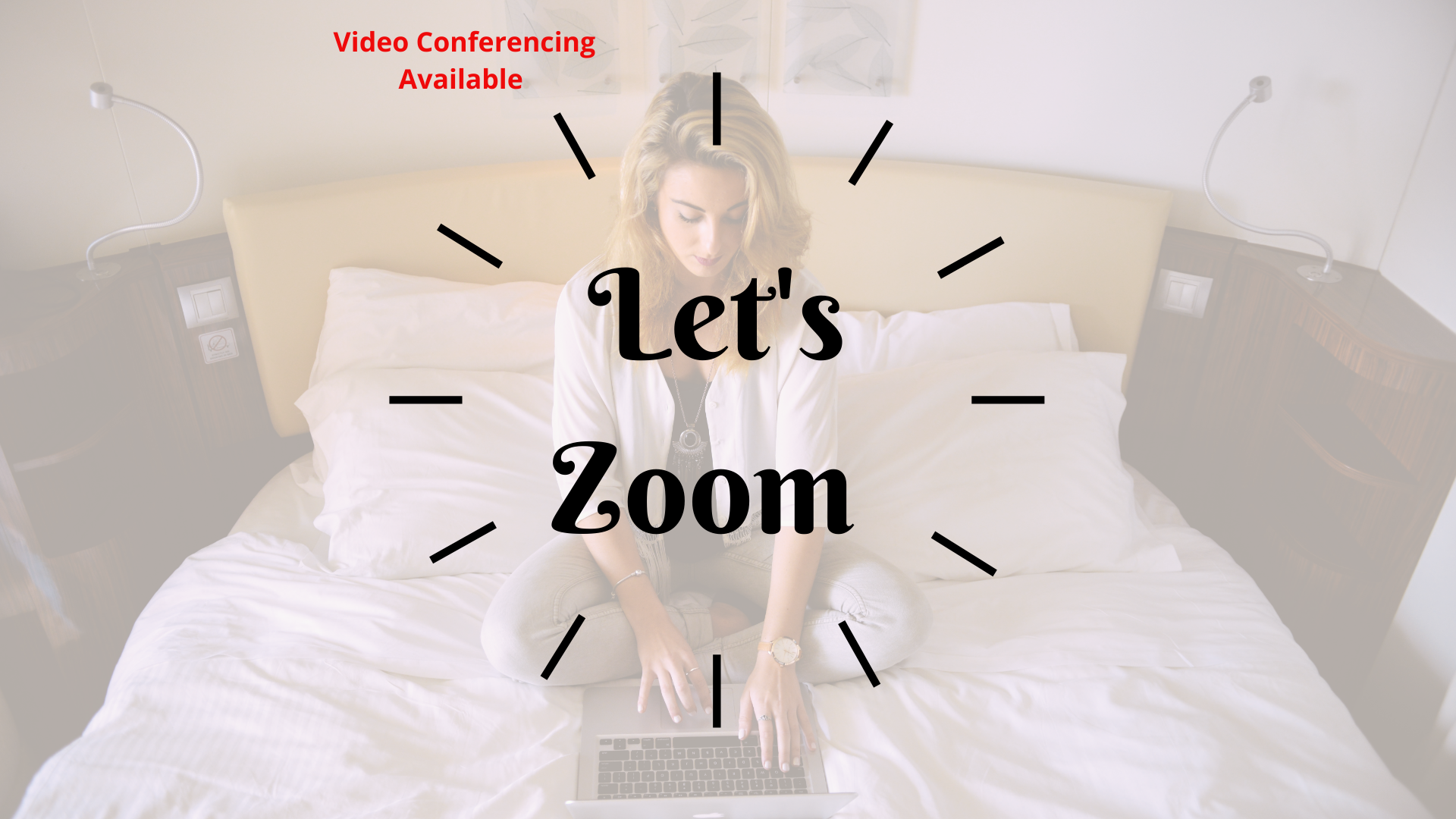 Let's Zoom Video Conferencing