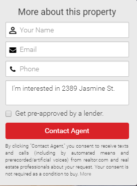 contact agent