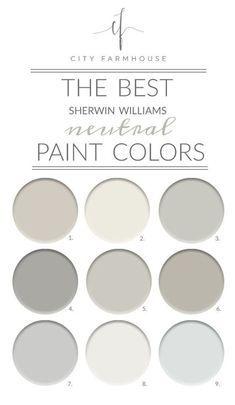 Neutral Color Paints