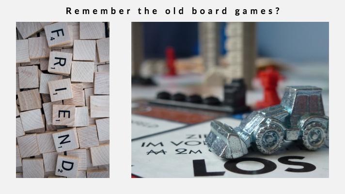 Valerie board games