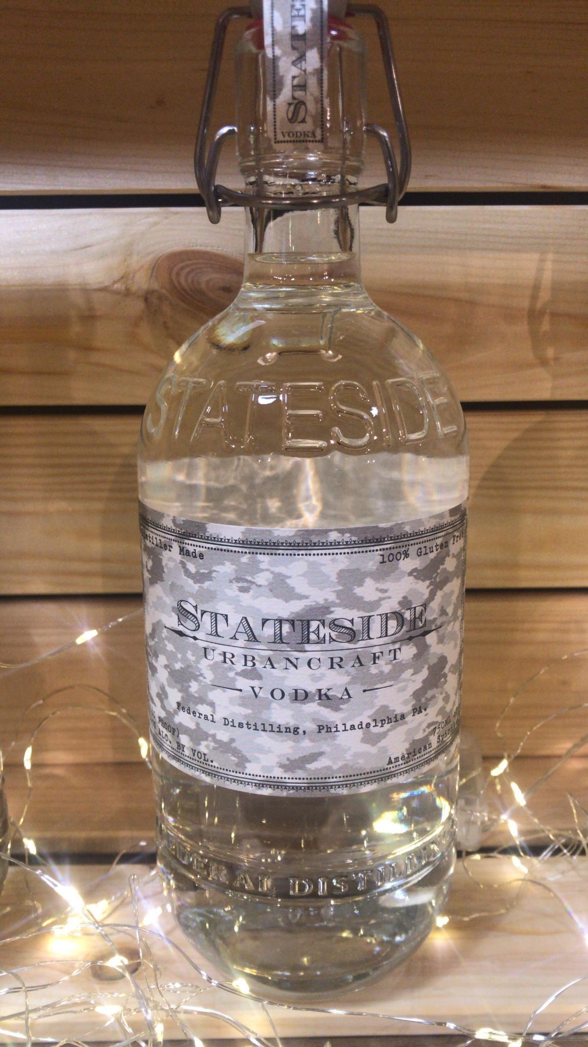 stateside bottle