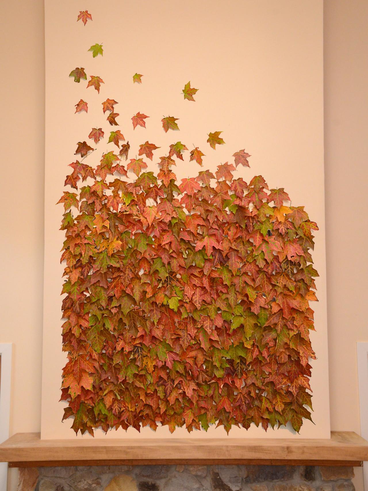 fall leaf tapestry