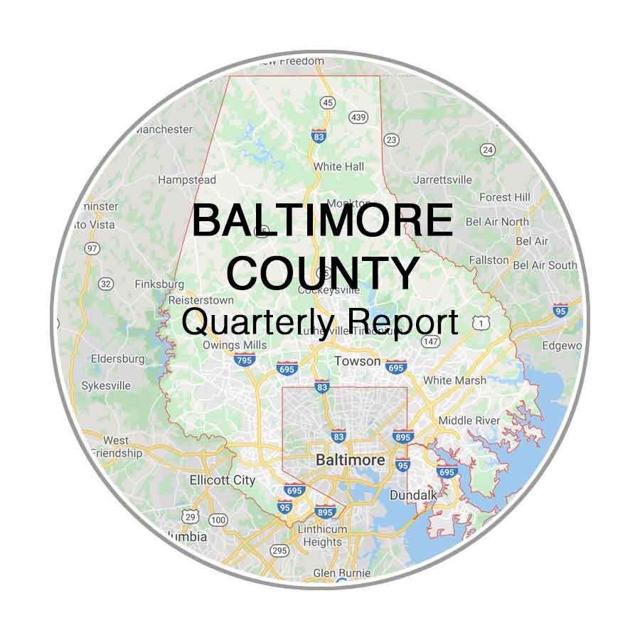 Baltimore County Quarterly Reports from Cecil Hill, Jr.