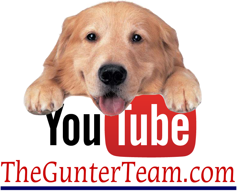 The Gunter Team YouTube Channel