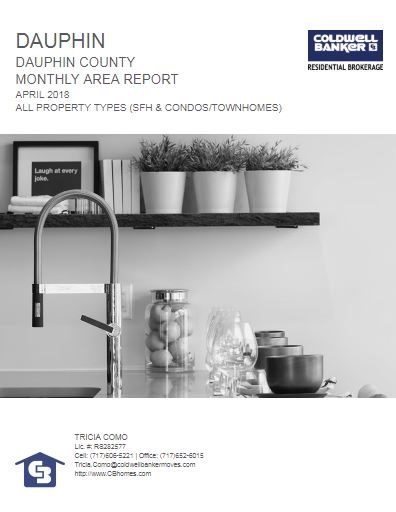 Harrisburg Monthly Market Report