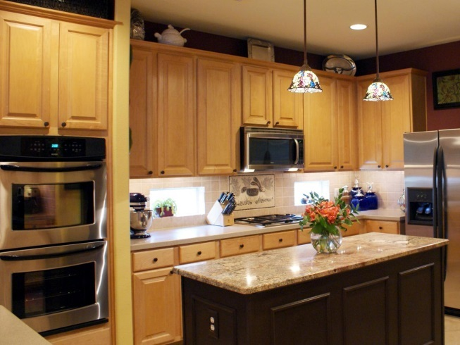 Kitchen Redecorating on a Budget